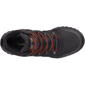 Columbia Fairbanks Omni-Heat Chaussures Homme, black/rusty